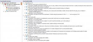 Linux Potential  Vulnerabilities