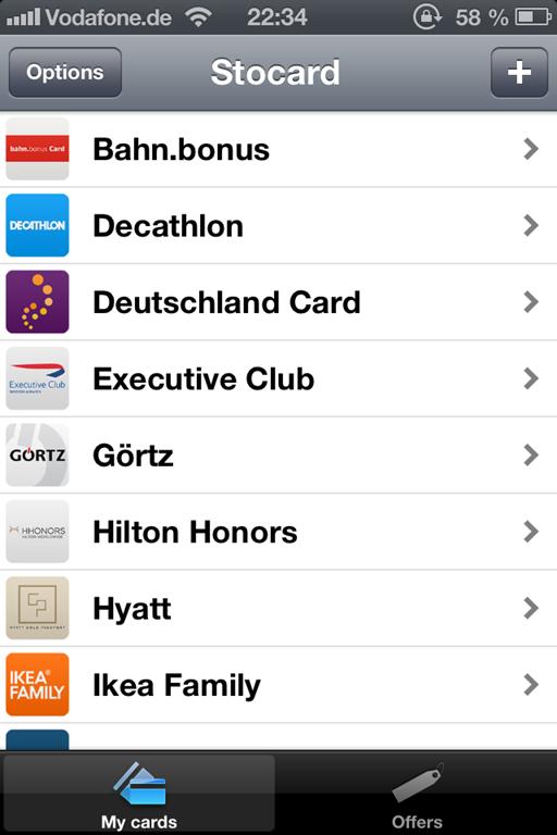 n tzliche app um kundenkarten zu verwalten security blog. Black Bedroom Furniture Sets. Home Design Ideas